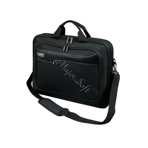 """Port Designs notebook táska, Hanoi Clamshell, 13,3"""" - fekete"""