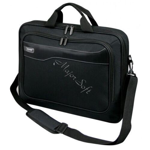 "Port Designs projektor táska, Hanoi Clamshell, 17,3"" - fekete"