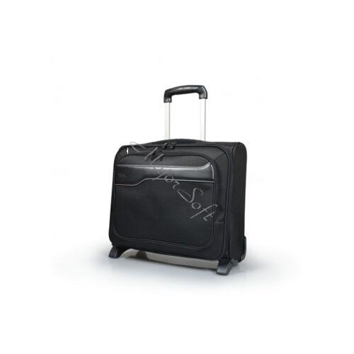 "Port Designs gurulós táska, Hanoi, 15,6"" - fekete"