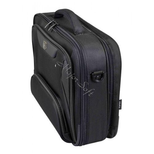 "Port Designs notebook táska, Manhattan Clamshell, 14""-15,6"" - fekete"