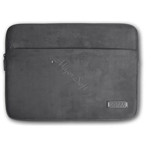 "Port Designs notebook tok, sleeve, Milano, 10""-12,5"" - szürke"