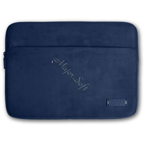 "Port Designs notebook sleeve, Milano, 13,3""- kék"