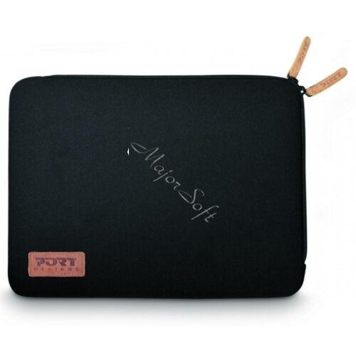 "Port Designs notebook tok, sleeve, Torino, 10""-12,5"" - fekete"