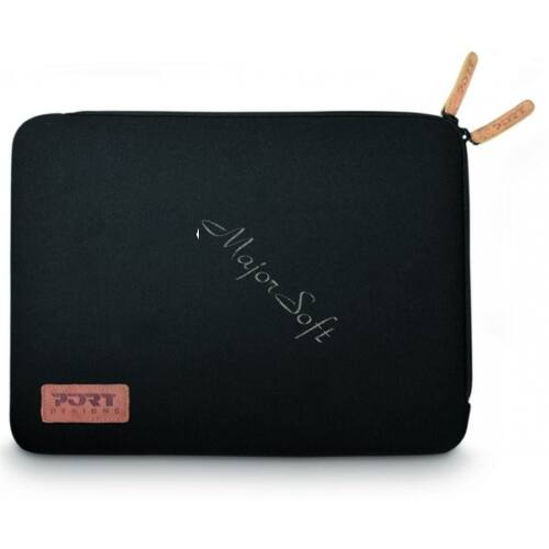 "Port Designs notebook sleeve, Torino, 13,3""-14"" - fekete"