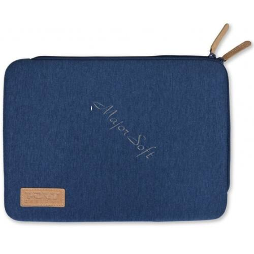 """Port Designs notebook sleeve, Torino, 13,3"""" - kék"""