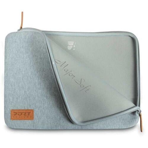 "Port Designs notebook sleeve, Torino, 13,3""-14"" - szürke"