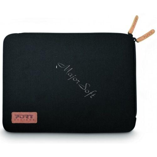 "Port Designs notebook sleeve, Torino, 15,6"" - fekete"