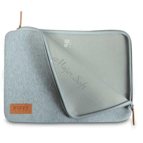 "Port Designs notebook sleeve, Torino, 15,6"" - szürke"