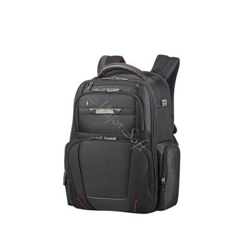 "SAMSONITE Notebook hátizsák 106360-1041, LAPT.BACKPACK 3V 15.6"" (BLACK) -PRO-DLX 5"