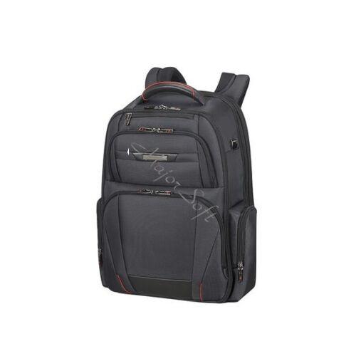"""SAMSONITE Notebook Hátizsák 106361-1041, LAPT.BACKPACK 17.3"""" 3VEXP (BLACK) -PRO-DLX 5"""