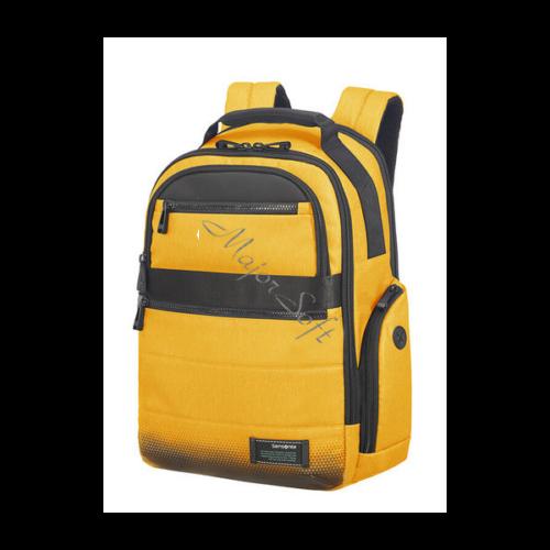"""SAMSONITE Notebook hátizsák115514-1371, LAPTOP BACKPACK 14,1"""" (GOLDEN YELLOW) -CITYVIBE 2.0"""