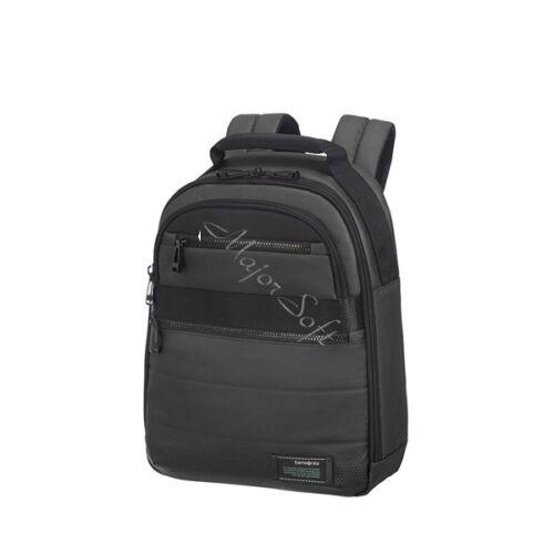 "SAMSONITE Notebook hátizsák 115517-1465, SMALL CITY BACKPACK. 14,1"" (JET BLACK) -CITYVIBE 2.0"