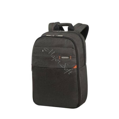 "SAMSONITE Notebook hátizsák 93062-6551, LAPTOP BACKPACK 15.6"" (CHARCOAL BLACK) -NETWORK 3"