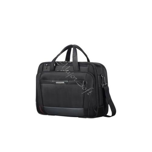 "SAMSONITE Notebook táska 106355-1041, LAPT.BAILHANDLE 17.3"" EXP (BLACK) -PRO-DLX 5"
