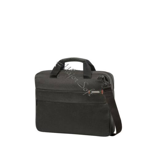 "SAMSONITE Notebook táska 93059-6551, LAPTOP BAG 15.6"" (CHARCOAL BLACK) -NETWORK 3"