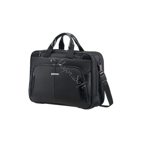 """SAMSONITE Notebook táska 75219-1041, BAILHANDLE 3C 15.6"""" EXP (BLACK) -XBR"""