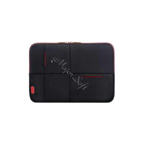 """SAMSONITE Notebook tok 78145-1073, LAPTOP SLEEVE NEW 14.1"""" (BLACK/RED) -AIRGLOW SLEEVES"""