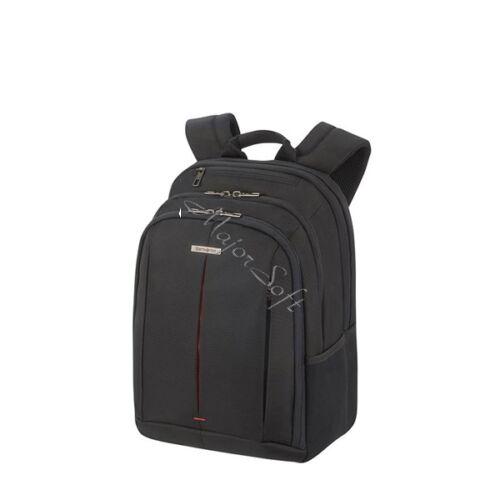 "SAMSONITE Notebook hátizsák 115329-1041, LAPT.BACKPACK S 14.1"" (BLACK) -GUARDIT 2.0"