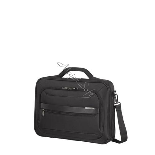 "SAMSONITE Aktatáska 123665-1041, OFFICE CASE 15.6"" BLACK - VECTURA EVO"