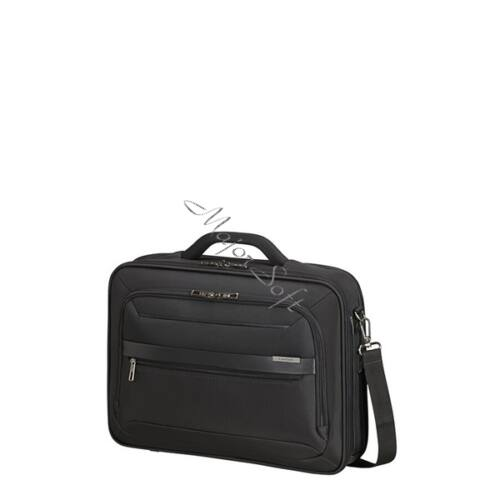 "SAMSONITE Aktatáska 123667-1041, OFFICE CASE PLUS 17.3"" BLACK - VECTURA EVO"