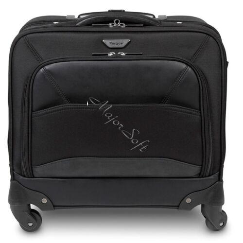 """TARGUS Gurulós Notebook táska TBR022EU, Mobile VIP 15.6"""" Roller - Black"""