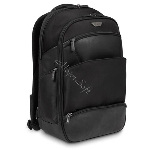 "TARGUS Notebook hátizsák TSB914EU, Mobile VIP 12 12.5 13 13.3 14 15 & 15.6"" Large Laptop Backpack – Black"