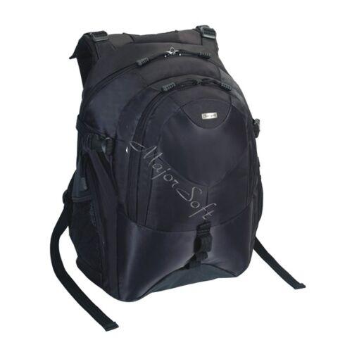 """TARGUS Notebook hátizsák TEB01, Campus 15-16"""" Backpack - Black"""
