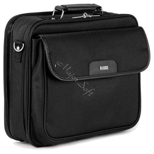 "TARGUS Notebook táska CNP1, Notepac Plus 15.6"" Clamshell Case - Black"