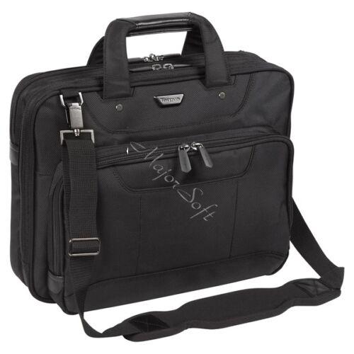 "TARGUS Notebook táska CUCT02UA14EU, Corporate Traveller 13-14"" Topload Laptop Case - Black"