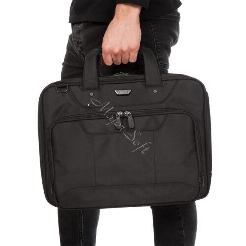 "TARGUS Notebook táska CUCT02UA15EU, Corporate Traveller 15.6"" Topload Laptop Case - Black"