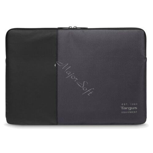 """TARGUS Notebook tok TSS94604EU, Pulse 11.6-13.3"""" Laptop Sleeve - Black & Ebony"""