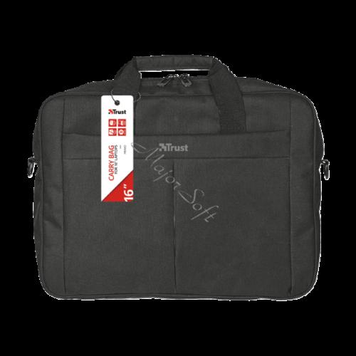 "TRUST Notebook táska 21551, Primo Carry Bag for 16"" laptops - black"