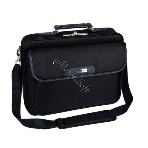 "TARGUS Notebook táska CN01, Notepac 15.6"" Clamshell Case - Black"